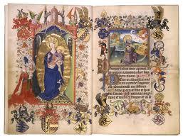 Getijdenboek Middeleeuws