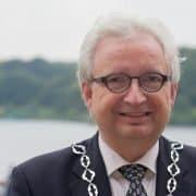 Burgemeester Willem Gradissen, Mook en Middelaar