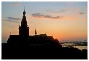 Stevenskerk door Bart Kouwenberg