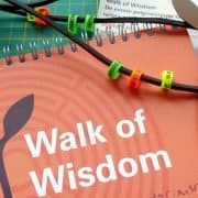Rites & symbols Walk of Wisdom