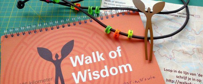 Rituelen en symbolen Walk of Wisdom