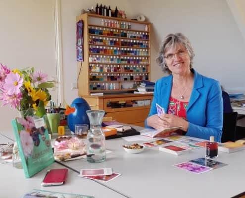 Jacinta Kogelman, verhalen- en inspiratiemiddag voor pelgrims