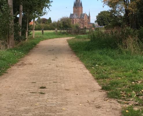 Pelgrimsroute Walk of Wisdom Bergharen