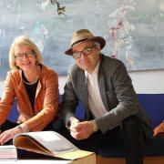 Theo van Stiphout en Sytske Zwart, Intermedi-Art
