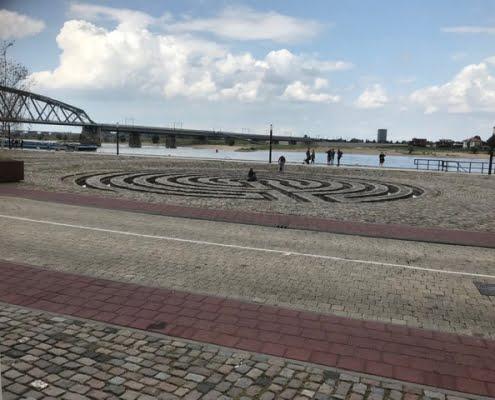 Labyrinth Waalkade