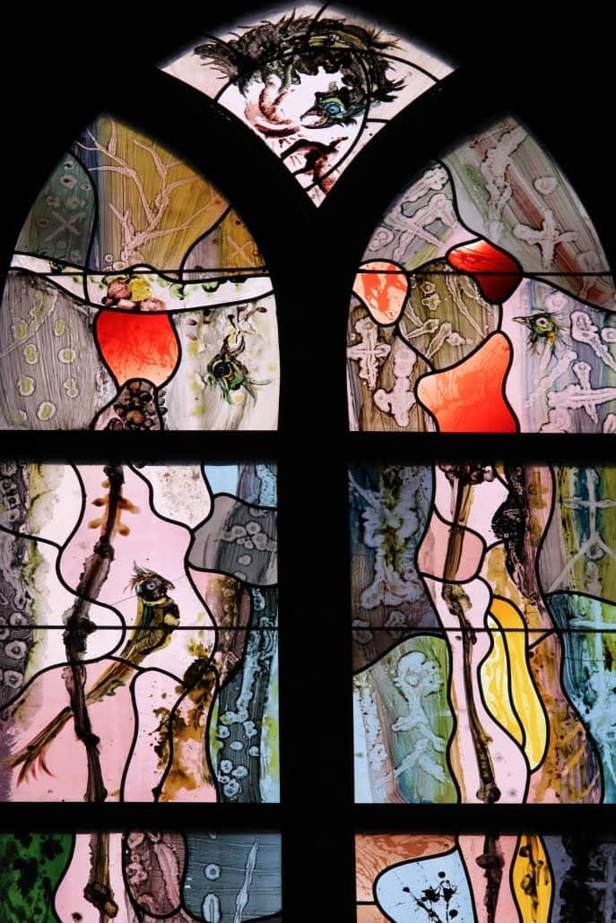 Stevenskerk glas in lood, Paul Spierings